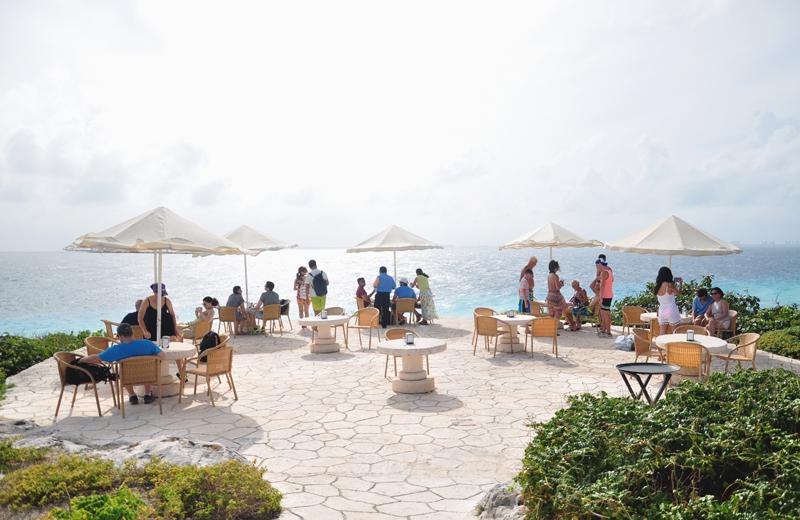 restauracja Isla Mujeres