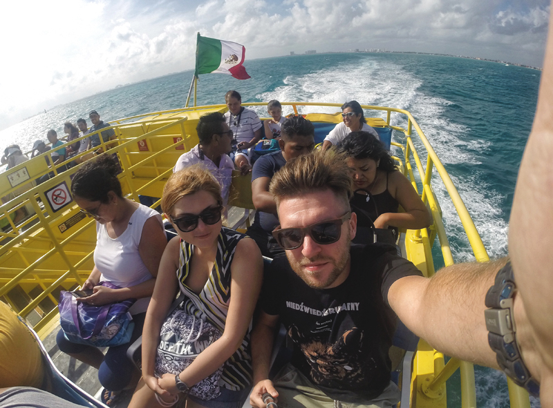 prom na Isla Mujeres