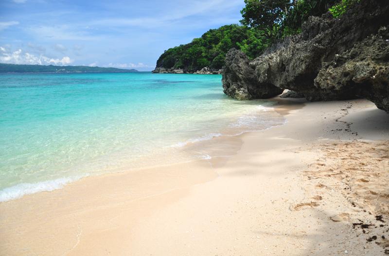 plaża Boracay