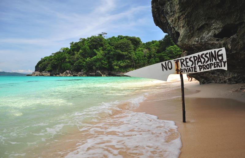 wybrzeże Boracay