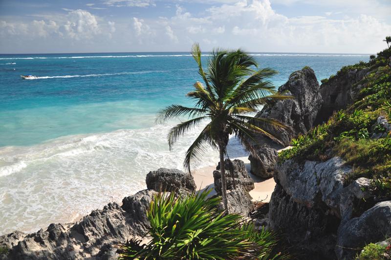 Plaża Jukatan