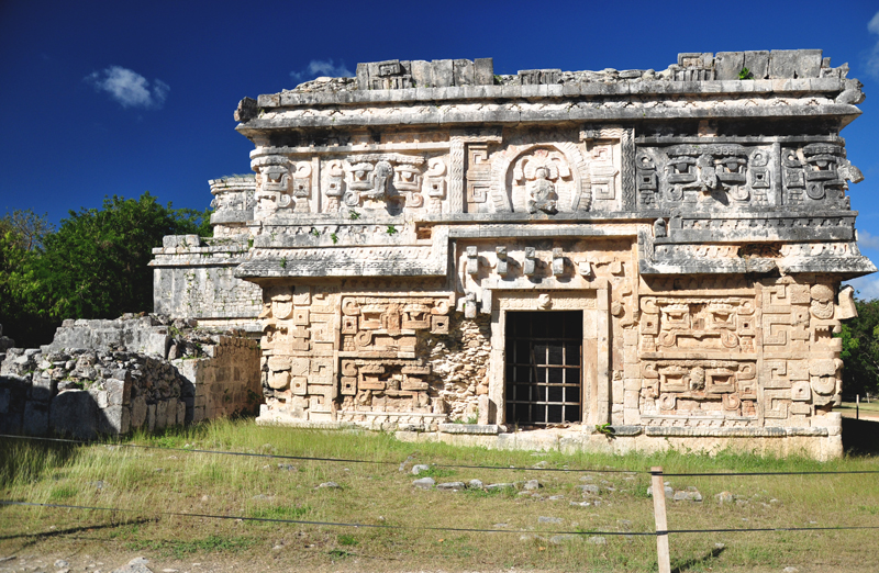 Chichen Itza Jukatan