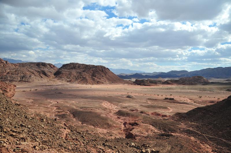 krajobraz Timna Park