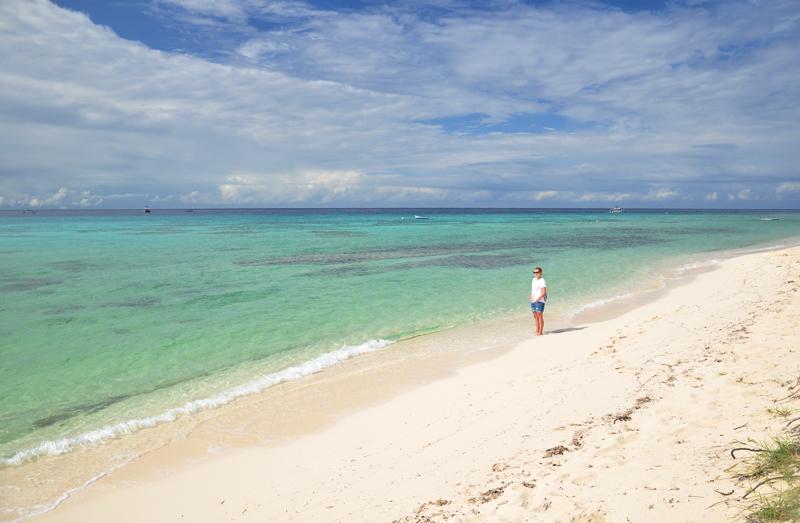 plaża na Cozumelu