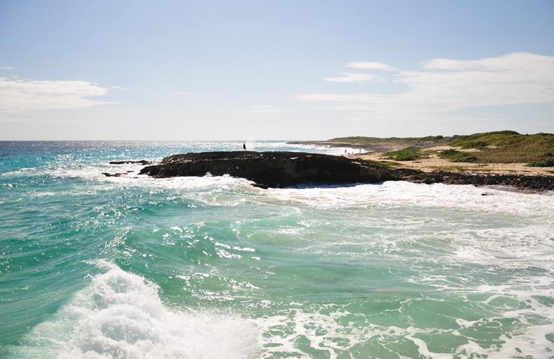 wybrzeże Meksyk