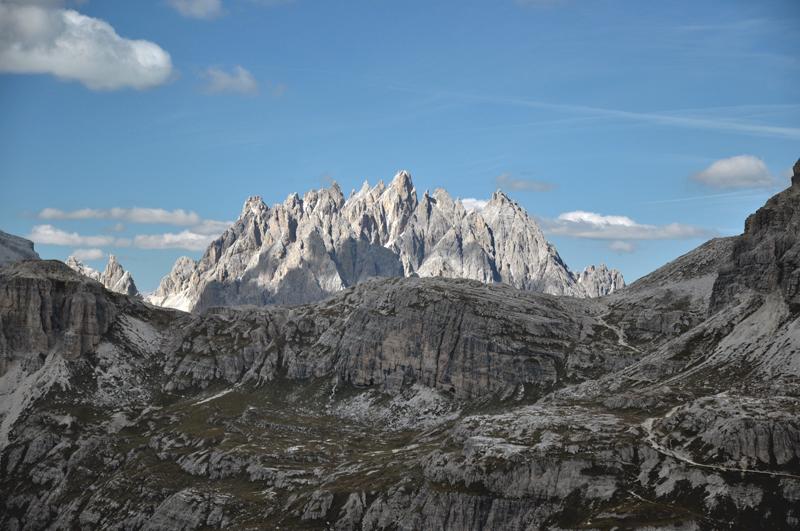 Marmolada Dolomity