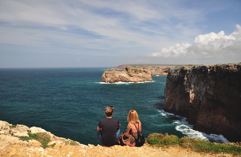 Cabo de São Vicente Algarve