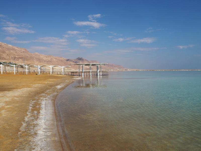 Wypoczynek nad Morzem Martwym