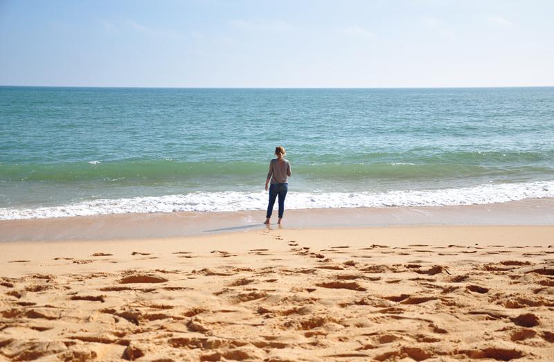 Algarve plaża