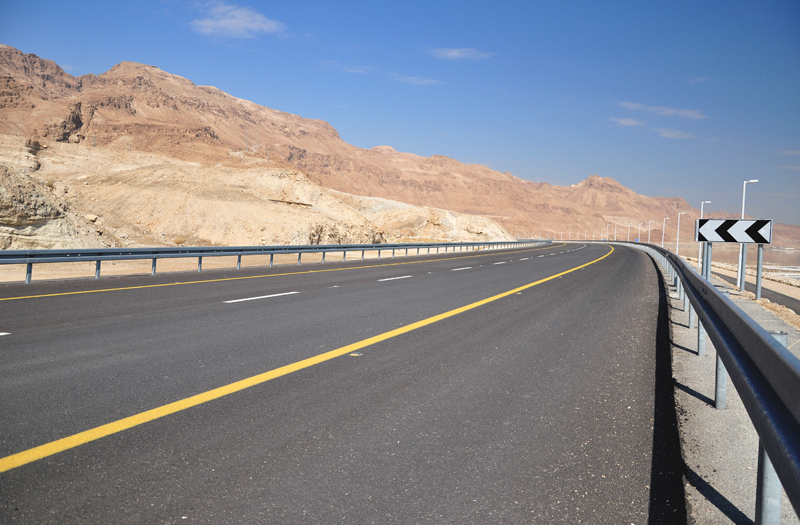 Drogi w Izraelu