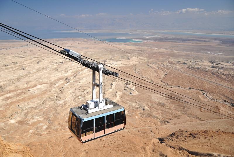 Morze Martwe Masada
