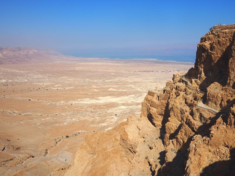 Izrael Masada