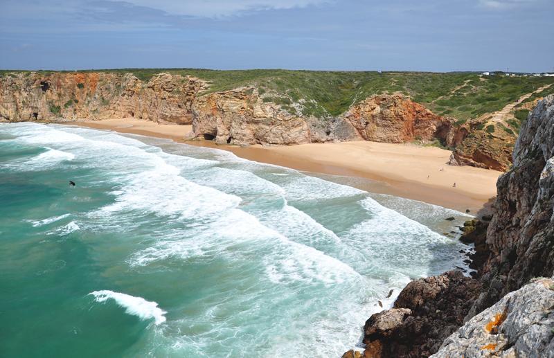 Praia do Beliche Algarve