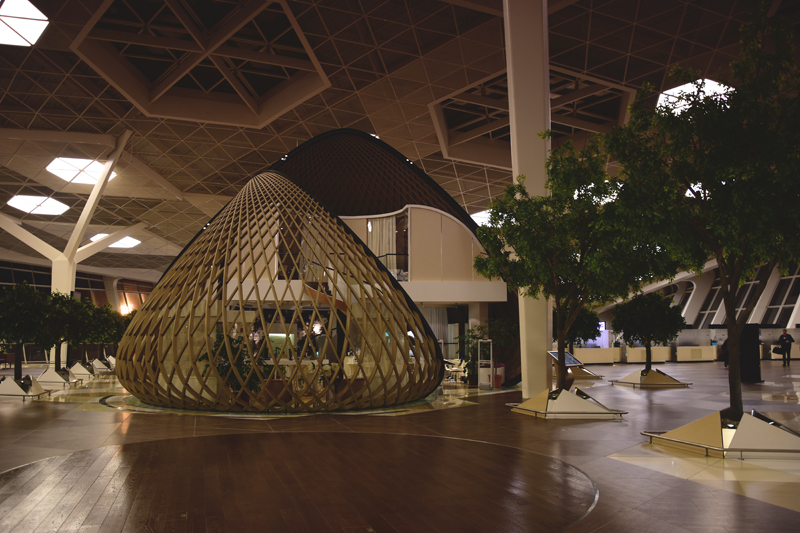 azerbejdżan lotnisko