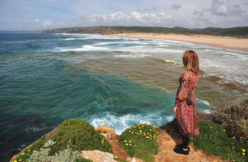 Praia Da Bordeira Algarve