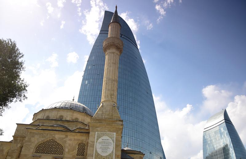 Baku azerbejdżan