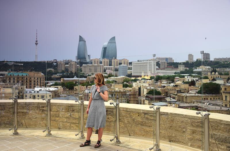 atrakcje Baku