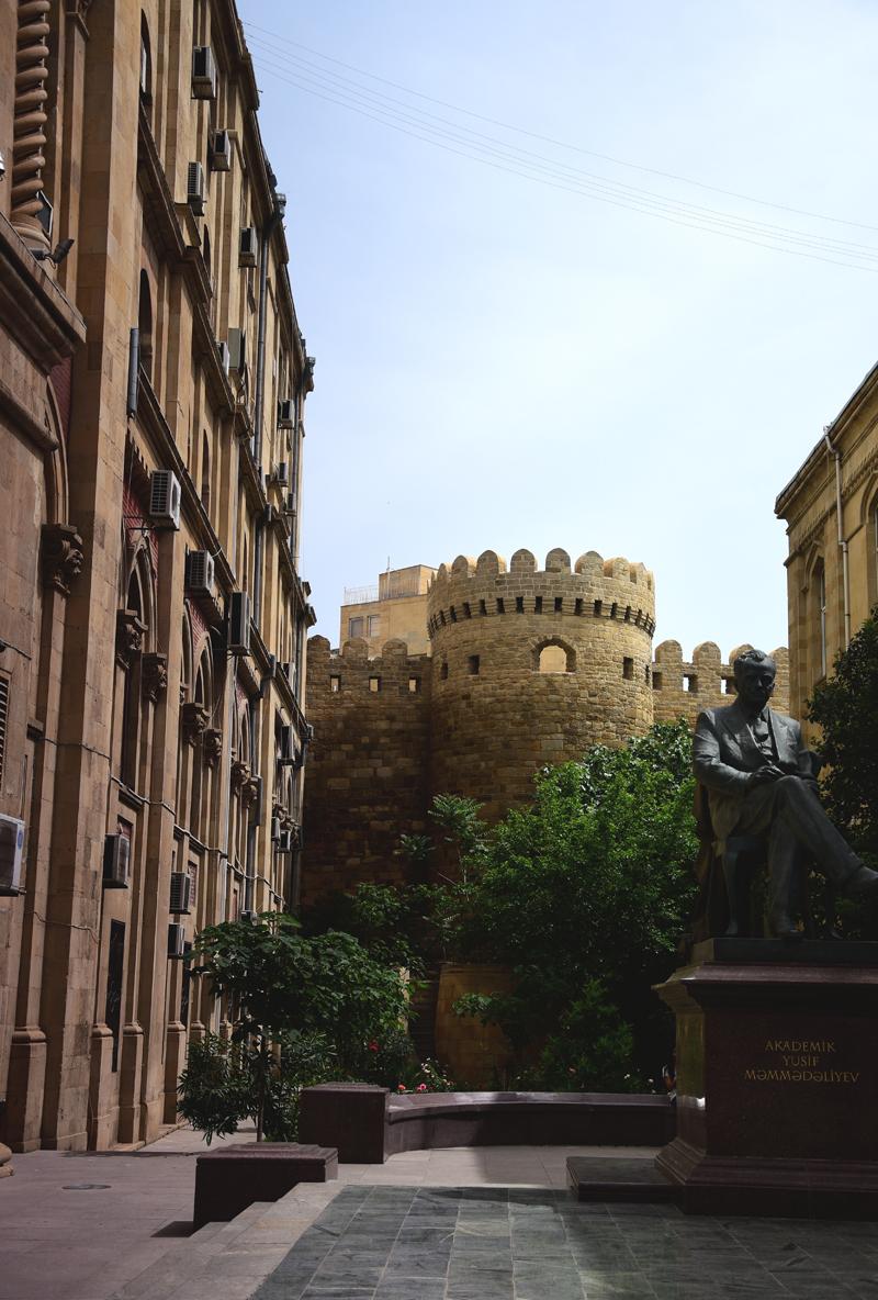 Baku stare miasto