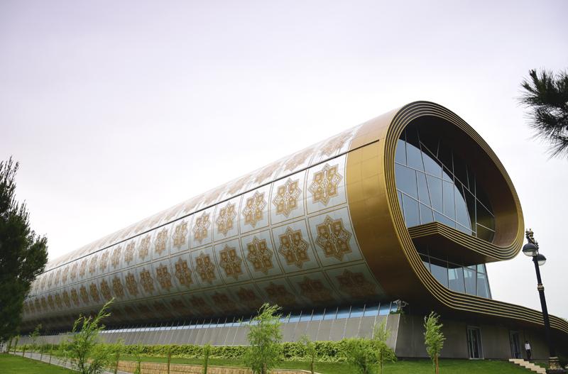 Baku muzeum dywanów