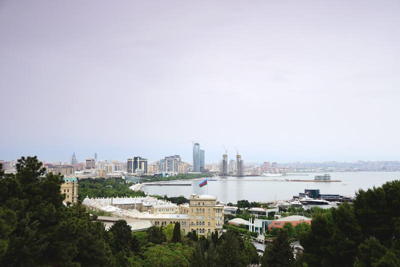 Baku atrakcje