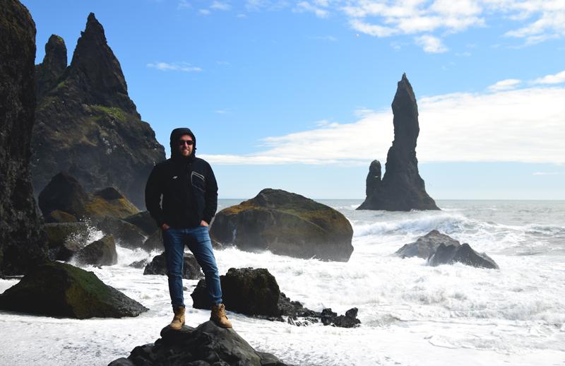Reynisfjara Islandia