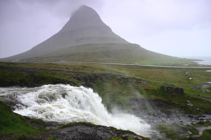 Islandia Kirkjufell