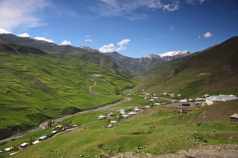 Xinaliq Azerbejdżan