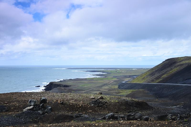 blisko Reykjaviku Islandia