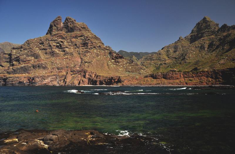 Punta del Hidalgo Teneryfa