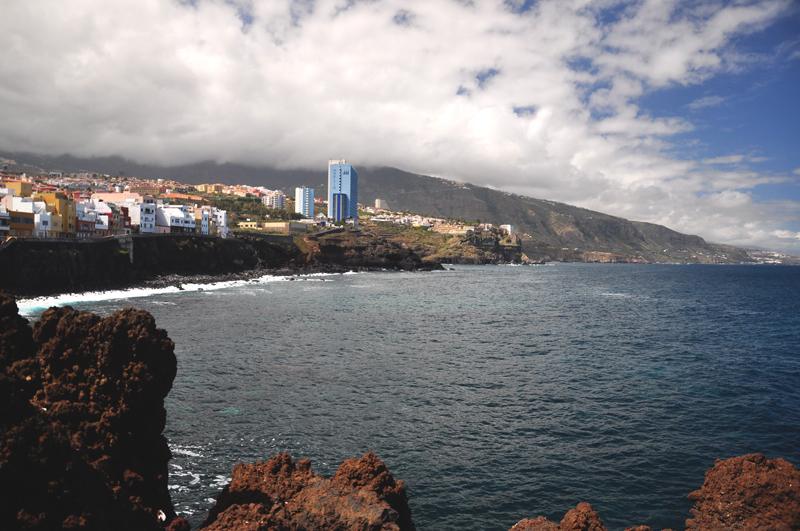 Puerto de la Cruz Teneryfa