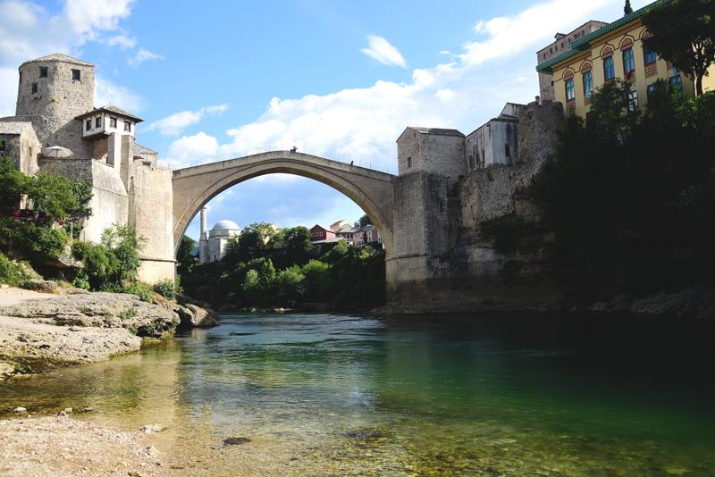 co zobaczyc w bosni i hercegownie poranek mostar