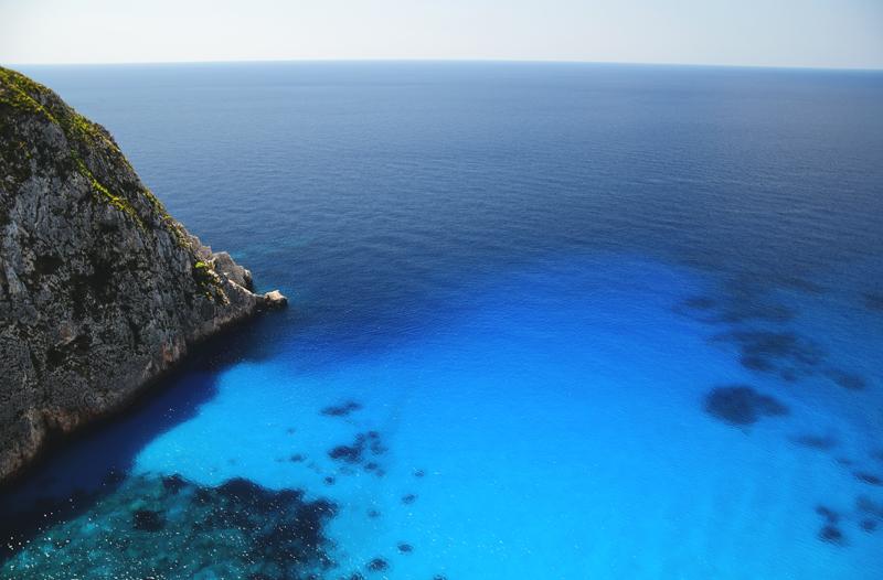 zakynthos morze jońskie