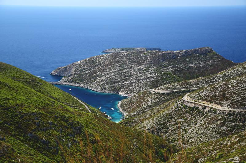 co zobaczyć na Zakynthos porto vromi