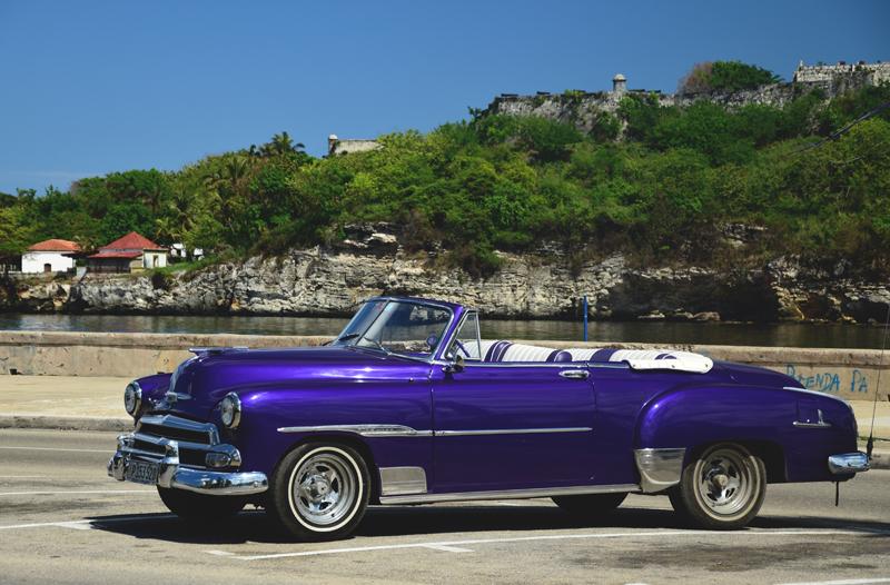 stary Cadillac Hawana