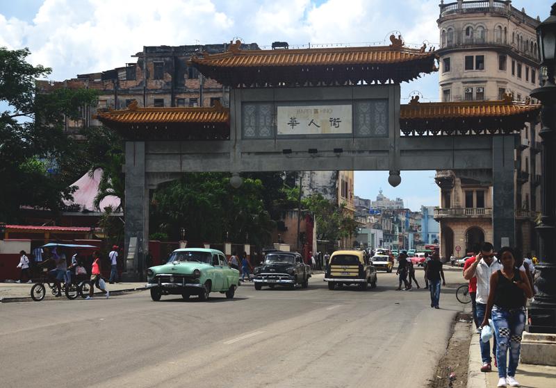 Chinatown Hawana