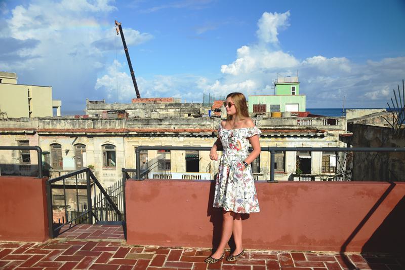 widoki w Hawanie