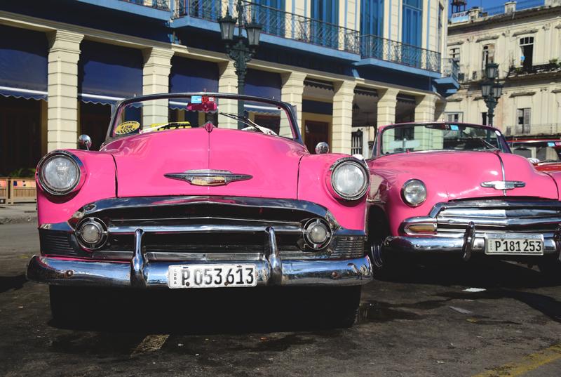 samochody Hawana