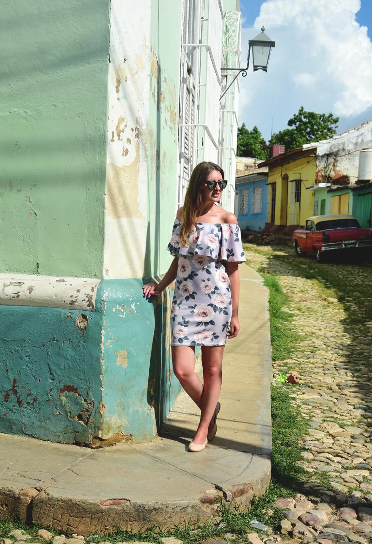 Trinidad Kuba dziewczyna