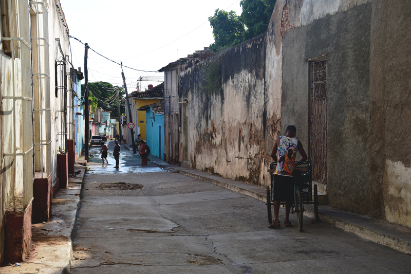 Trinidad ulice