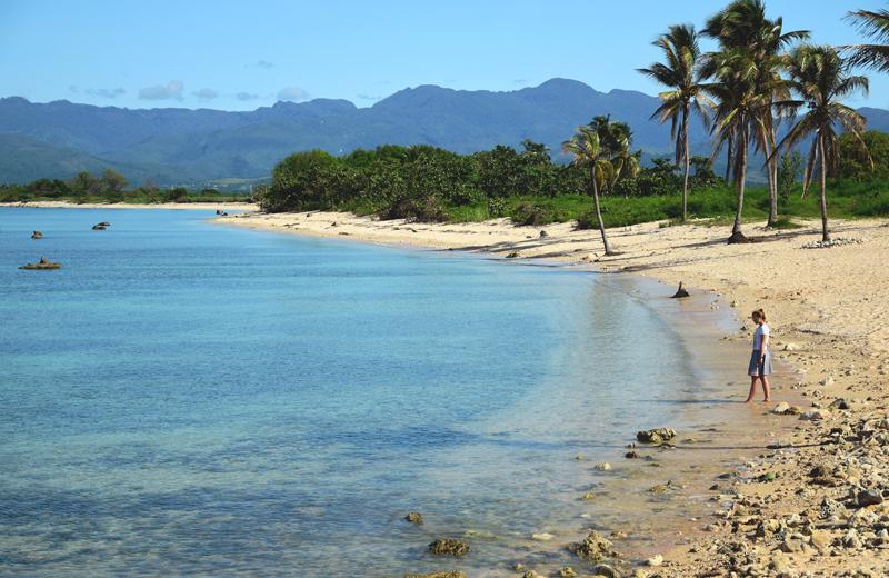 Plaża Trinidad