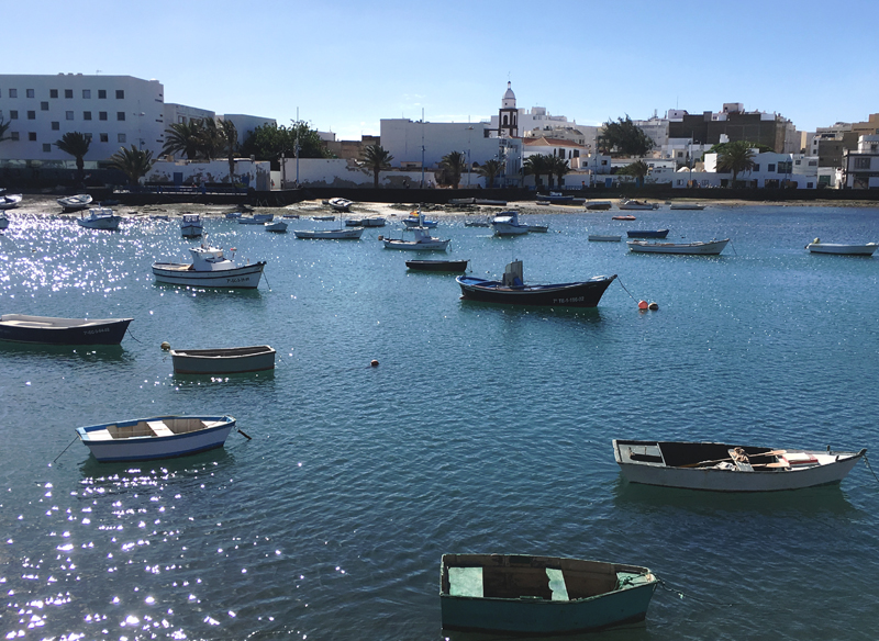 stolica Lanzarote