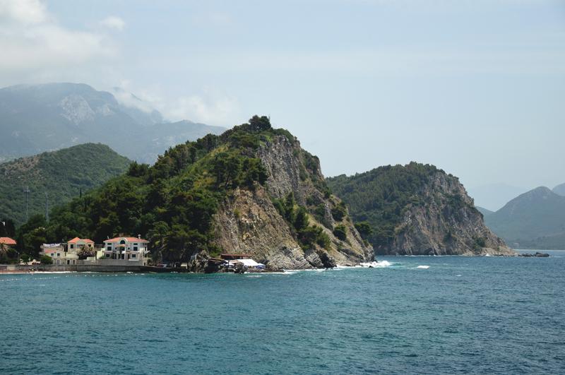 wybrzeże Czarnogóra