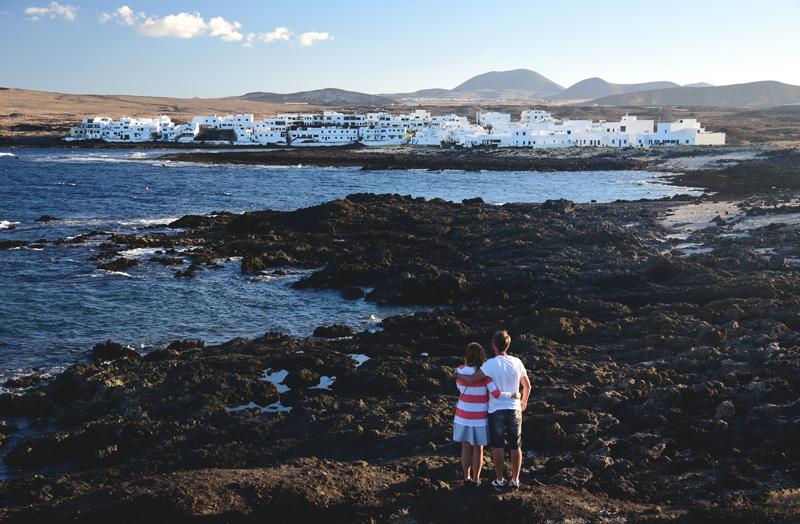 Caleta de Caballo Lanzarote