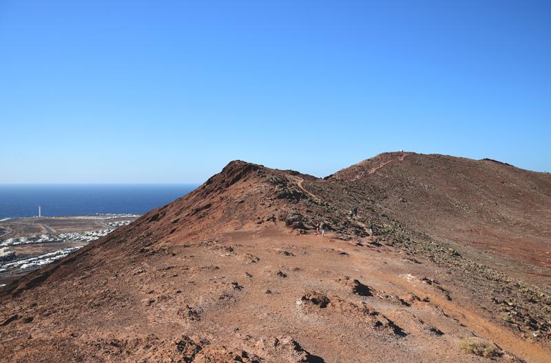 Lanzarote Montana Roja
