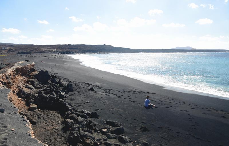 gdzie na plaże na Lanzarote