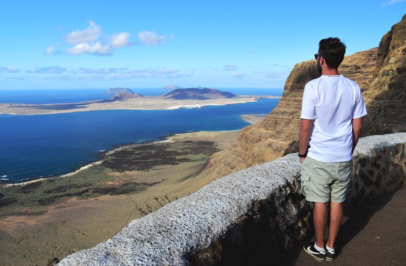 Mirador del Guinate Lanzarote