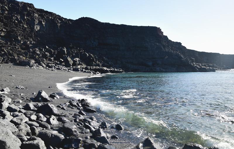 Lanzarote jaka plaża