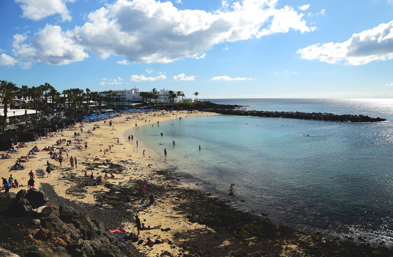 Playa Flamingo Lanzarote