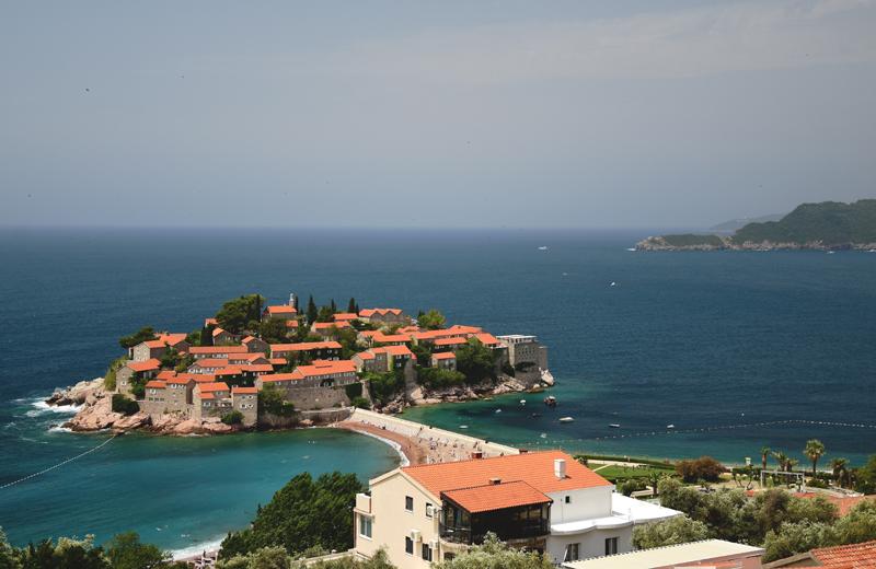 Sveti Stefan Czarnogóra