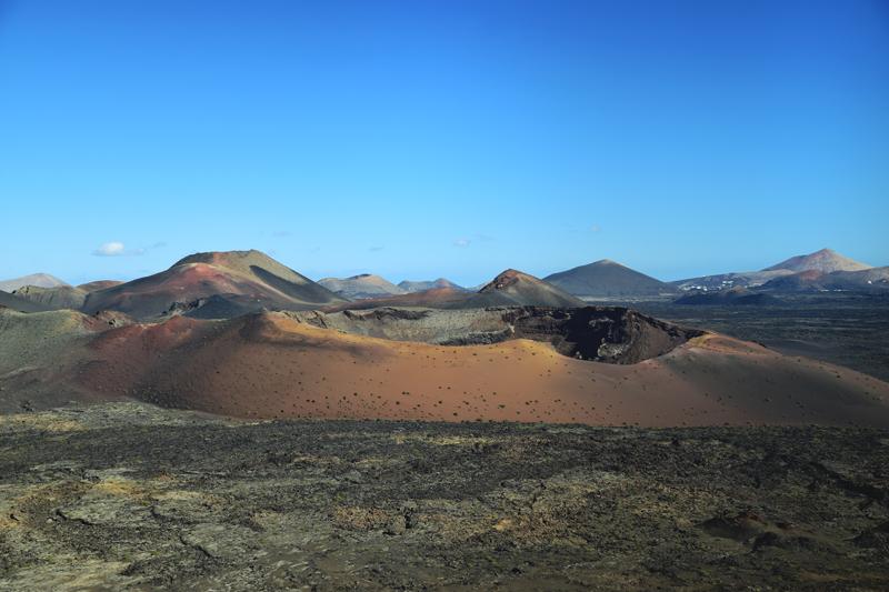 Park Narodowy Timanfaya Lanzarote